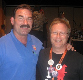 Jeff and Don Frye